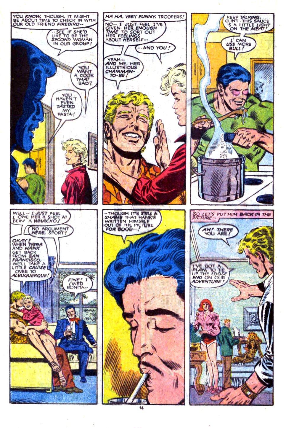 Captain America (1968) Issue #323b #252 - English 15