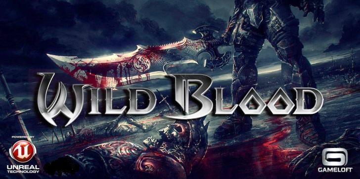 Wild Blood v1.1.1 (Online/Offline) APK+SD DATA files