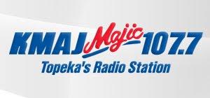 KMAJ 107.7 FM - Majic 107.7