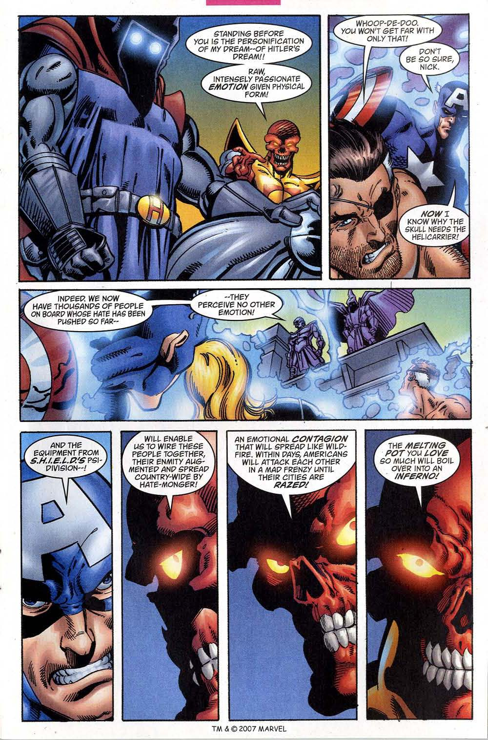 Captain America (1998) Issue #48 #55 - English 13