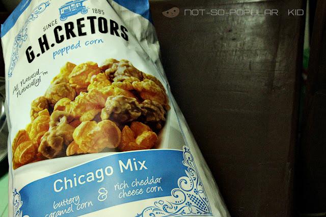 G.H. Cretors Popped Corn
