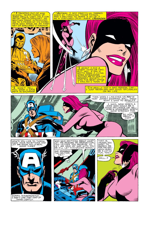 Captain America (1968) Issue #319 #247 - English 15