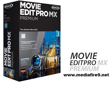 MAGIX Movie Edit Pro 18 Plus HD