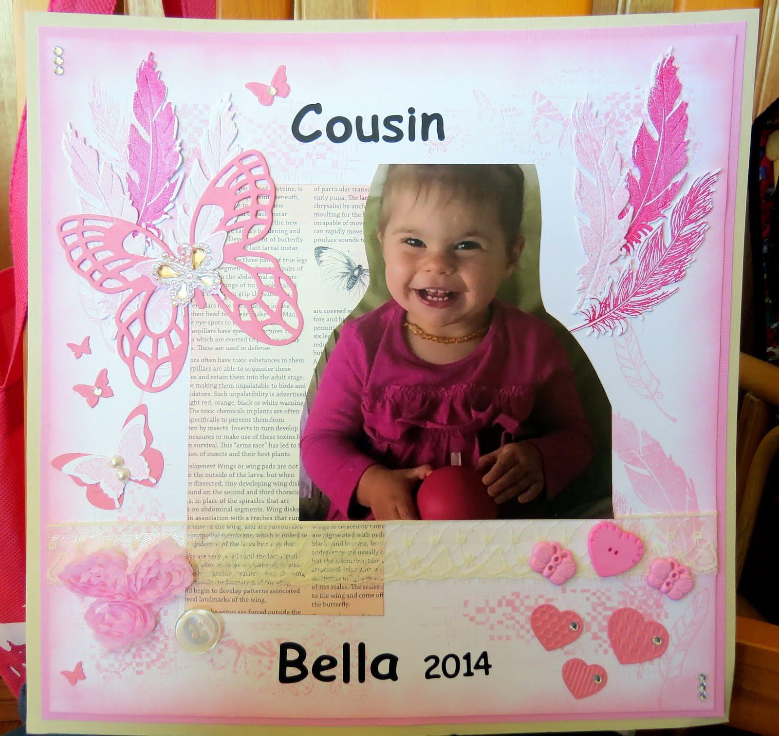 Special Cousin Bella
