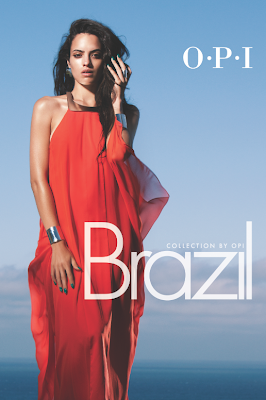 OPI Brazil Spring/Summer 2014 Collection
