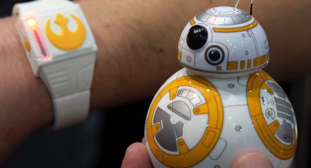 Force Band BB-8 by Sphero
