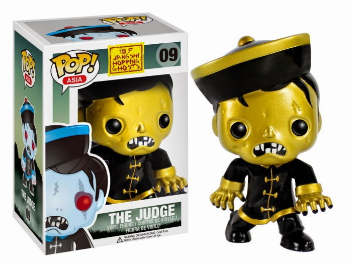 Funko Pop! Asia The Judge SDCC