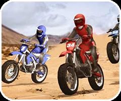 Đua moto địa hình, game dua xe