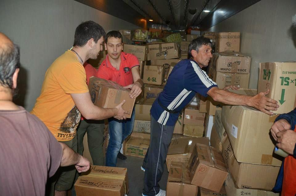 Καταστροφικές πλημμύρες στη Σερβία - Οι ΓτΚ Ελλάδας σε επείγουσα αποστολή ανθρωπιστικής βοήθειας