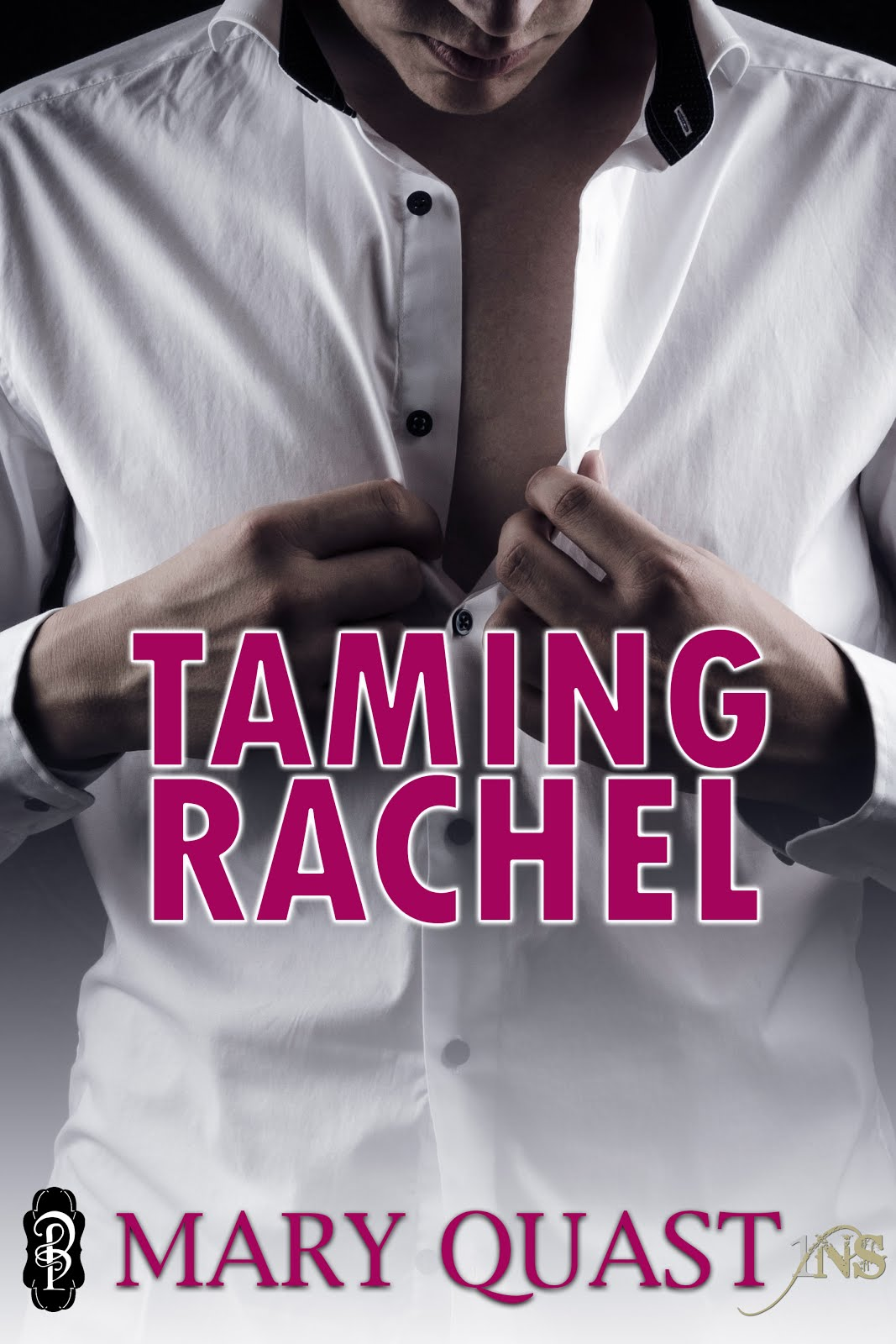 NEW RELEASE - Taming Rachel