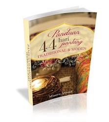 Ebook 44 Hari Pantang Tradisional & Moden