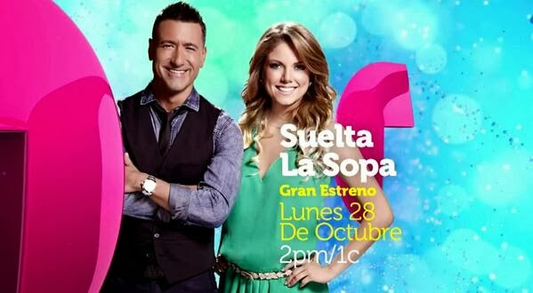 Suelta la sopa el nuevo show de la cadena telemundo Ultimos chismes dela farandula mexicana