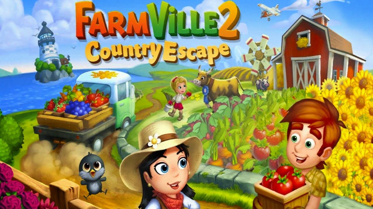 FarmVille 2 Country Escape apk Mod