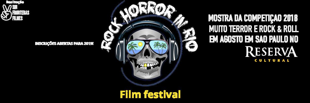 Rock Horror in Rio Film Festival