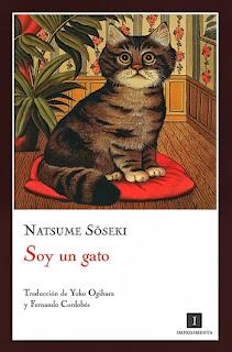 Soy un gato Natsume Soseki