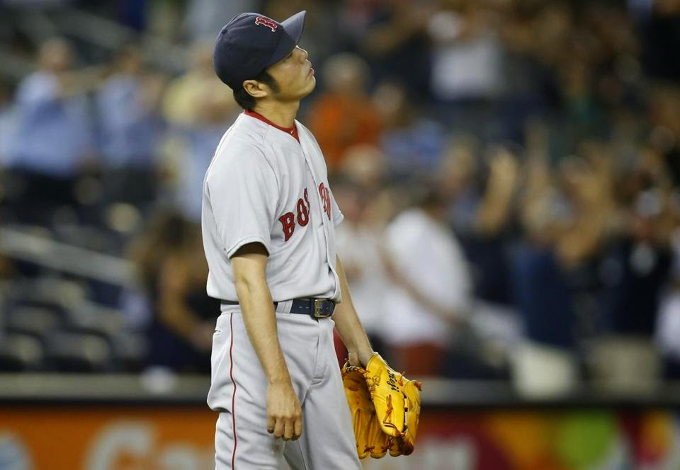 Koji May Be Shut Down After Sixth Bad Outing