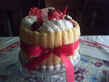 Lady Finger Cake