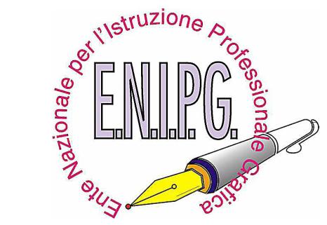 In rete il web seminar ENIPG