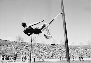 "Dick Fosbury: ""I was an uncoordinated athlete"""