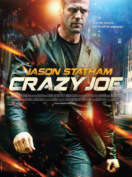CRAZY JOE avec Jason Statham