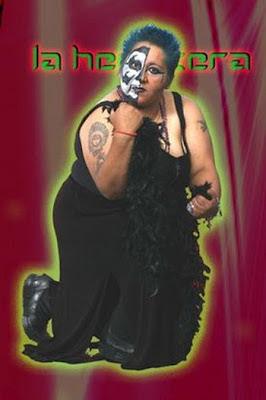 La Hechicera - Mexican Women Wrestling