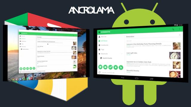 Android Uygulamaları Chrome OS ile Çalıştırın