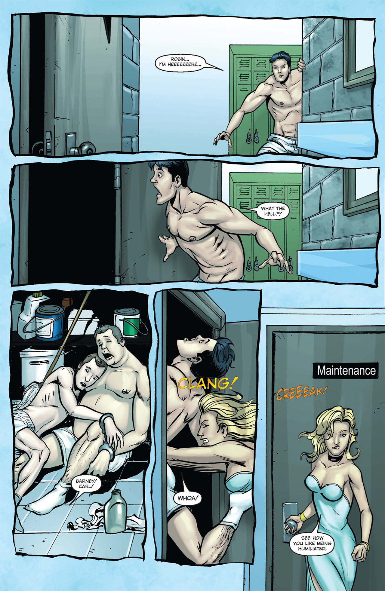 Grimm Fairy Tales (2005) Issue #28 #31 - English 19