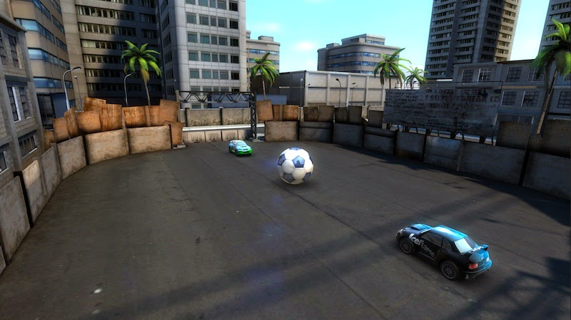 Soccer Rally 2 android game
