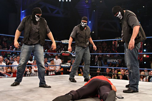 aces and eights wrestling wikipedia