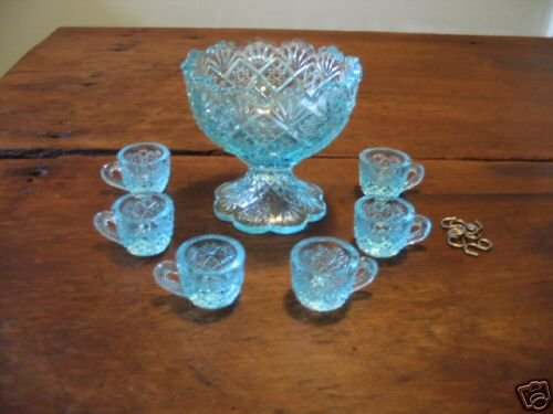 Westmoreland MIni Punch Set in Light Blue