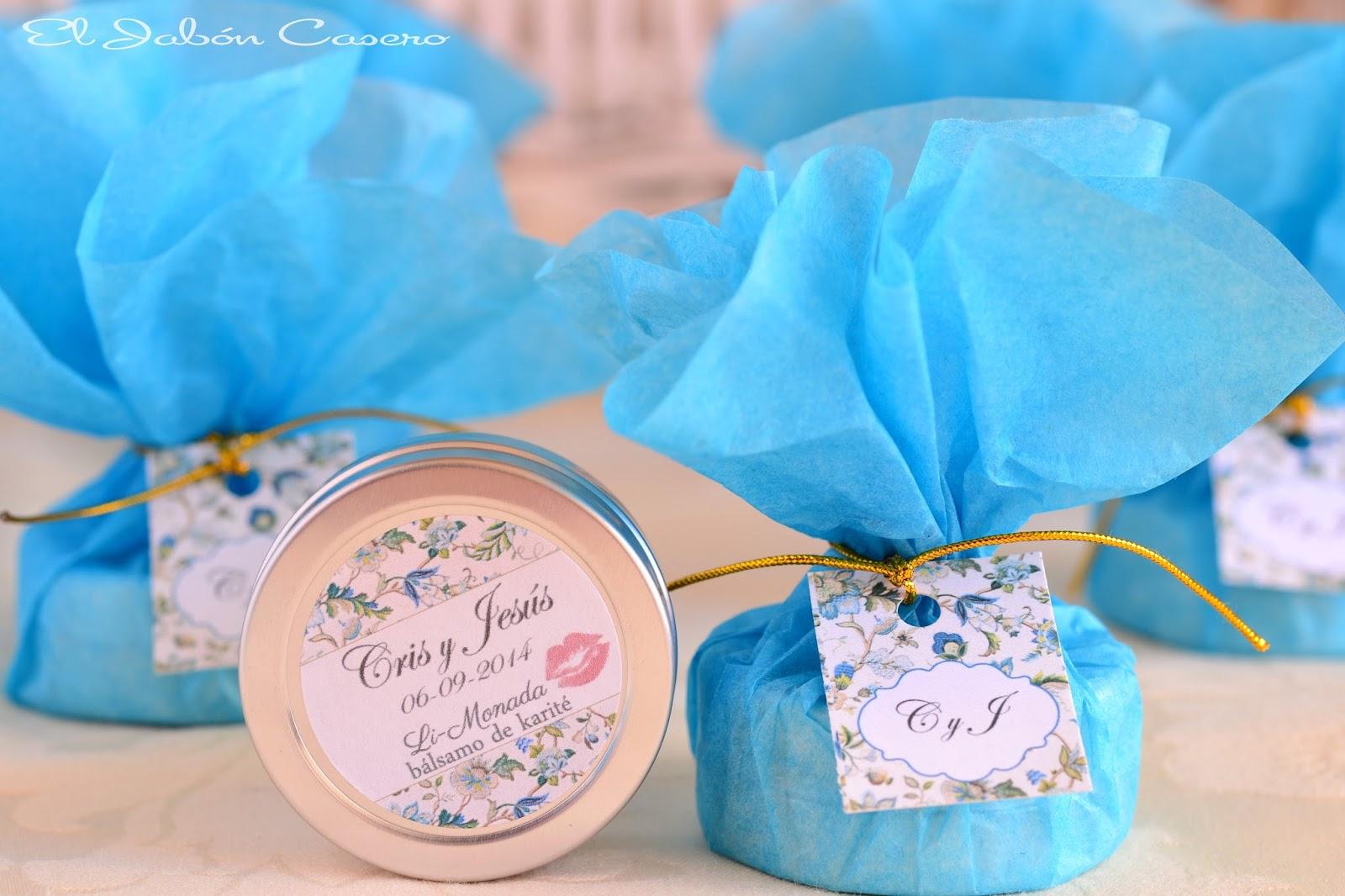 detalles de boda balsamos naturales personalizados