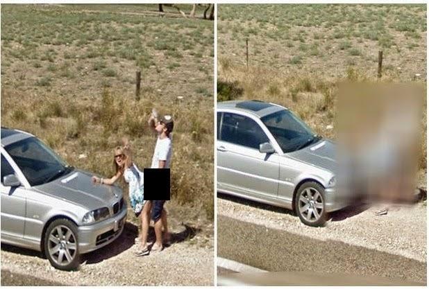 Gempar Google Street View Rakam Pasangan Bersetubuh Tepi Jalan
