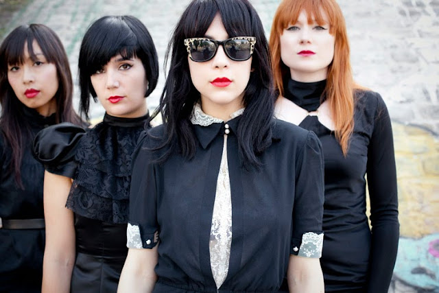 Dum Dum girls lost boys and girls club