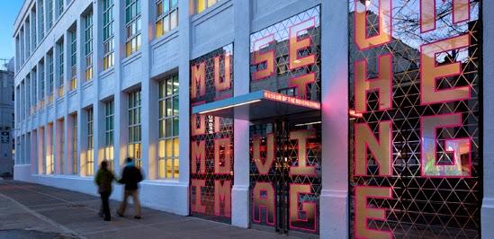 Museum of the Moving Image em Nova York
