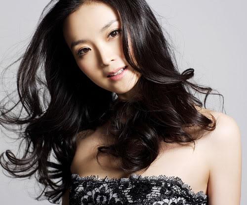 Chinese Actress Wang Yan