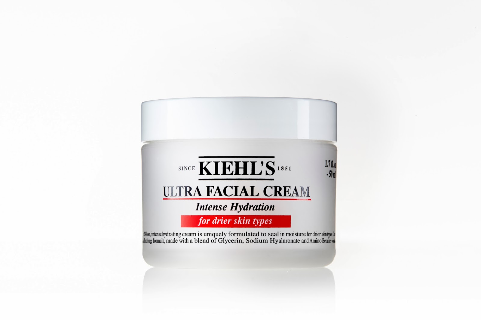 New Product Launch: Kiehl's Ultra Facial Cream Intense Hydration   image