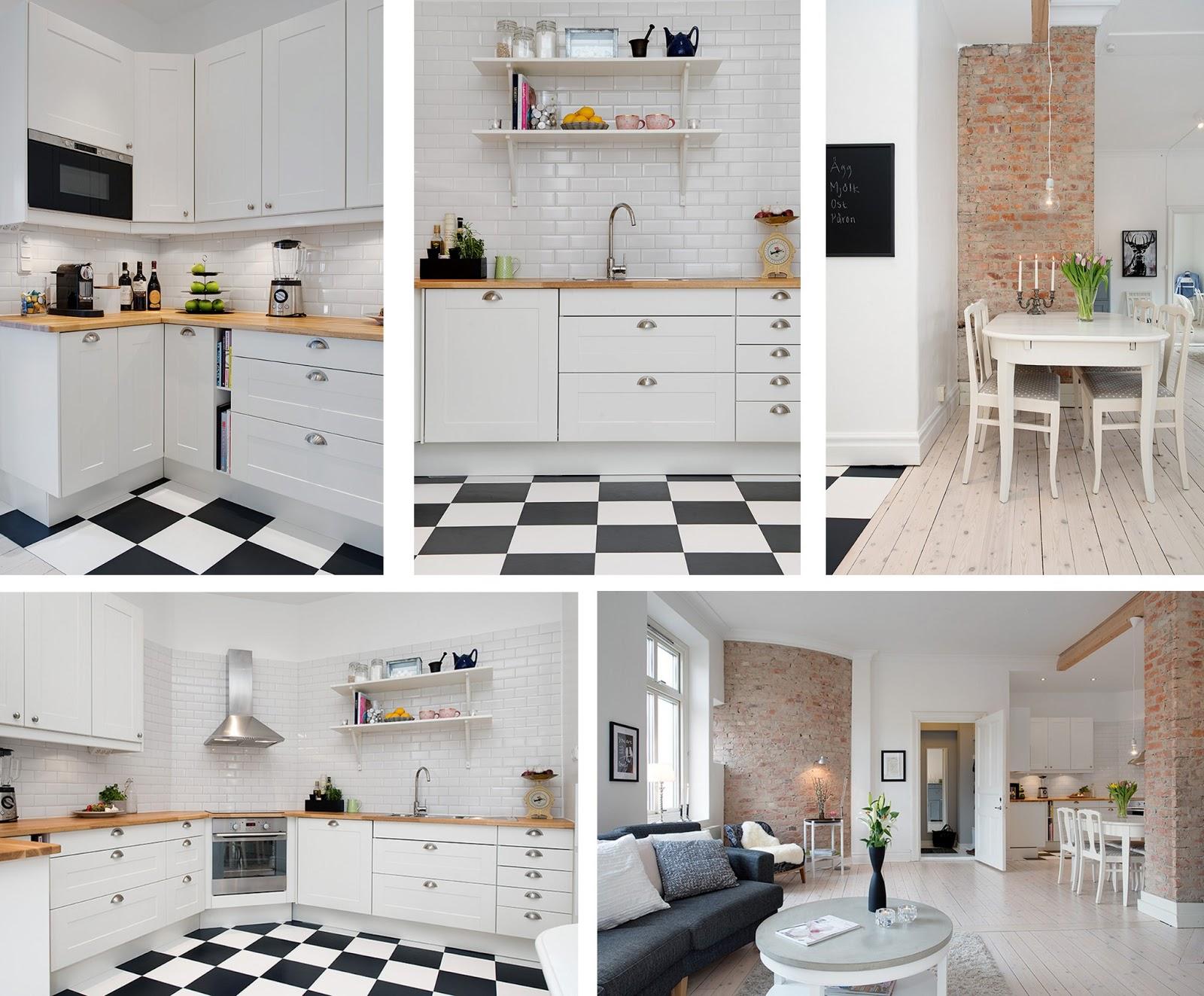 Azulejos azulejos de ba o interceramic decoraci n de - Azulejos blancos cocina ...