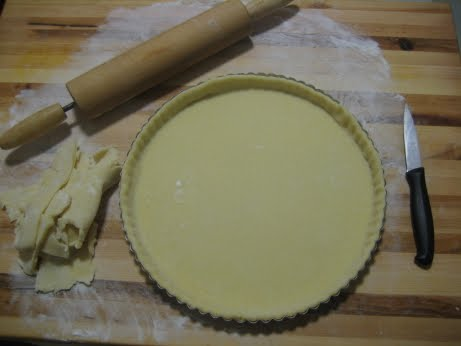 Masa basica para tartas