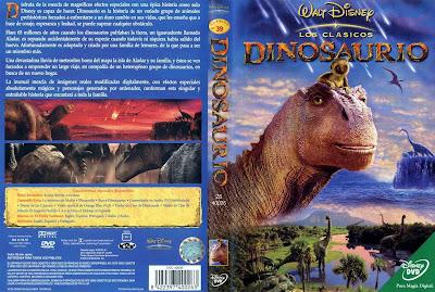 Dinosaurio (2000) | Caratula | imagenes