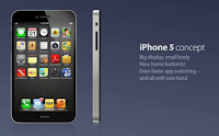 iPhone 5 Comes With Squeeze Control concept