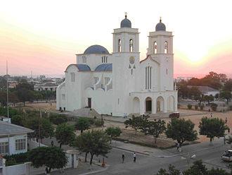 Catedral de Nampula