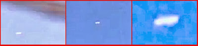 UFO Caught on Video Over Edinburgh, Scotland 1-14-14