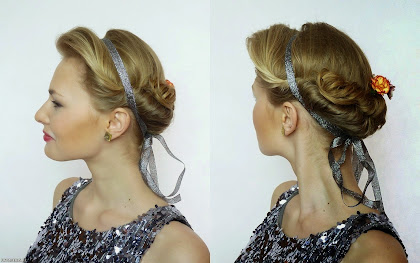 fryzura ślubna 30
