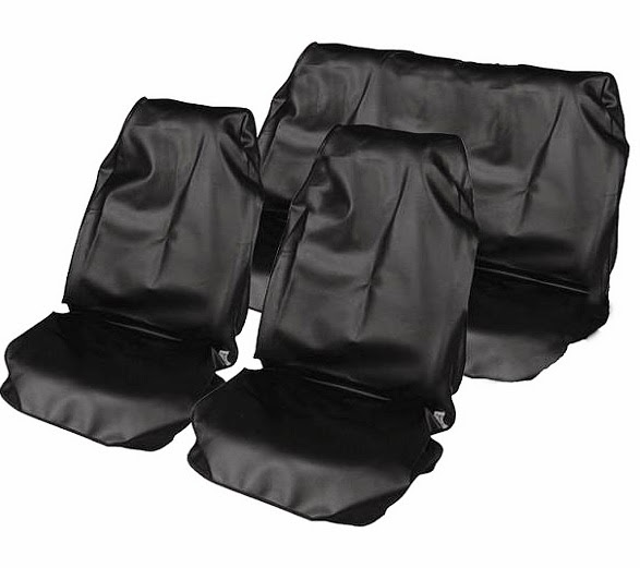 Waterproof Car Seat Covers IMAGE