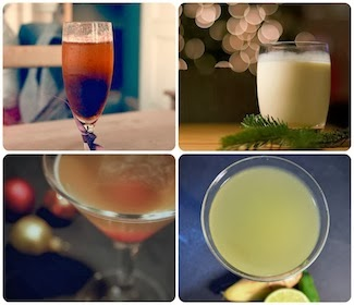 Top Ten  Christmas Party Cocktails