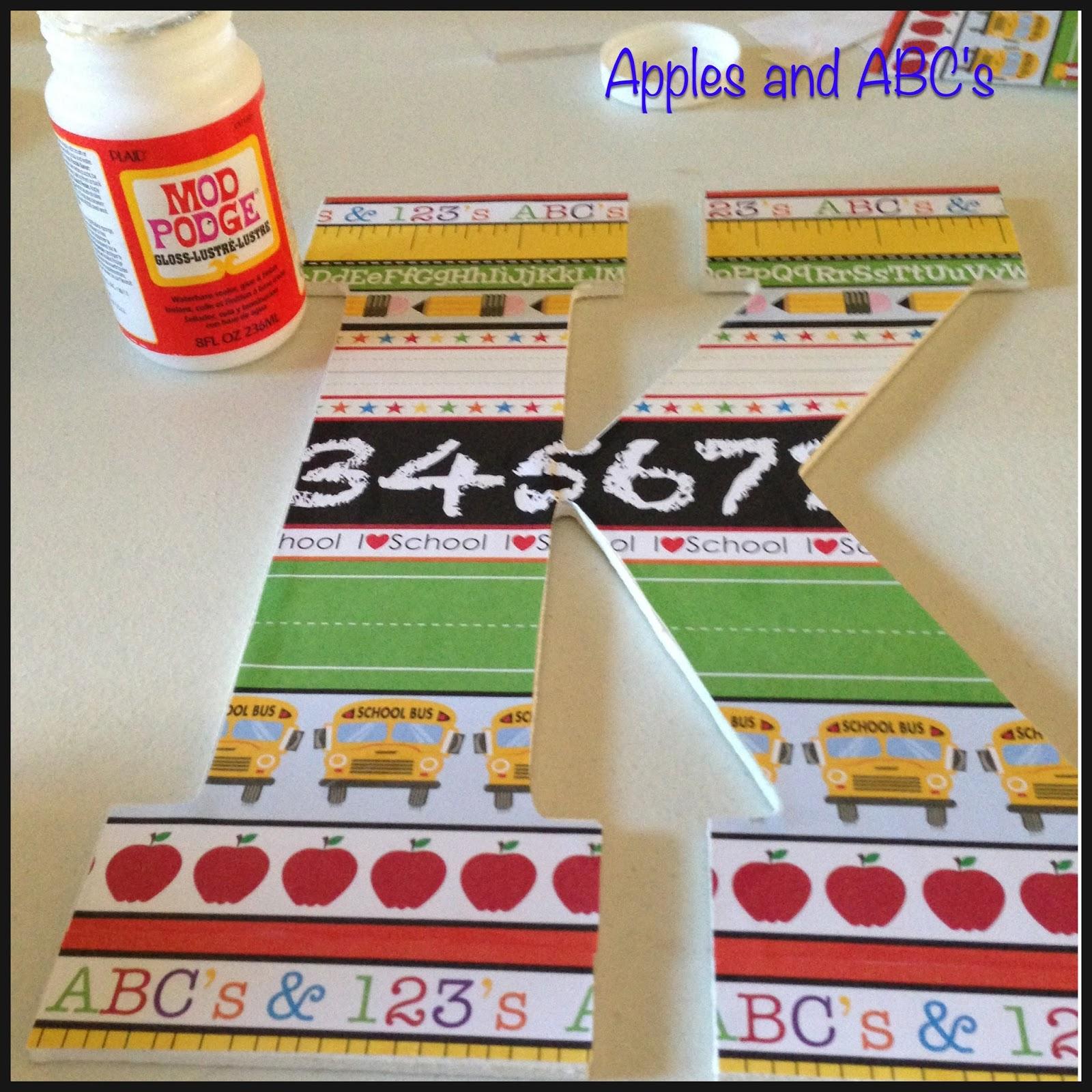 Abc scrapbook ideas list - K Is For Kindergarten