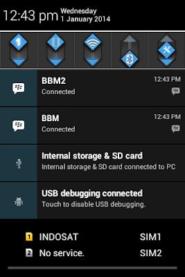 Cara Install Lebih dari 1 bbm di android, menginstall dua bbm atau lebih di android.