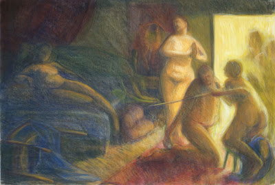 Daria Souvorova. Judith and Holofernes.
