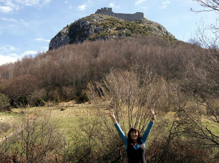 Castillo de Montsegur (País Cátaro)