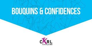 Chroniques à Bouquins et confidences